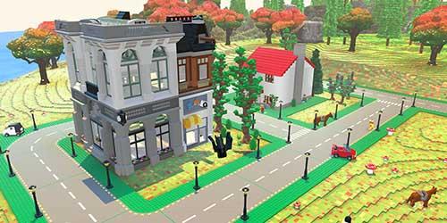 Lego World Maison