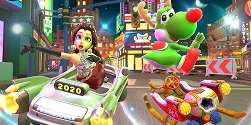 Pilotes de Mario Kart Tour