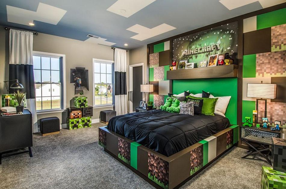 Chambre Minecraft
