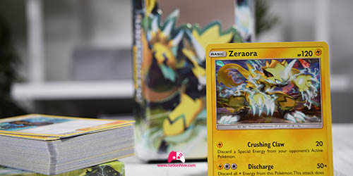 Carte promo d'un deck