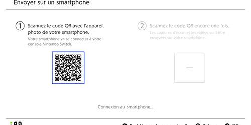 QR Code du réseau wifi
