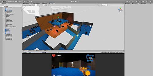 FPS sur PC avec Unity 3D