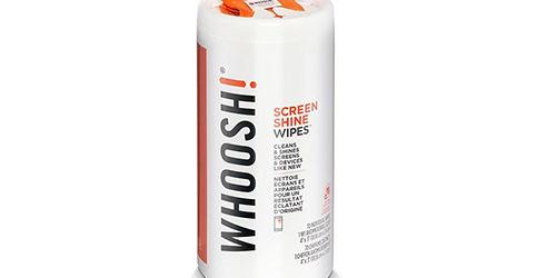 Screen shine wipes en boîte