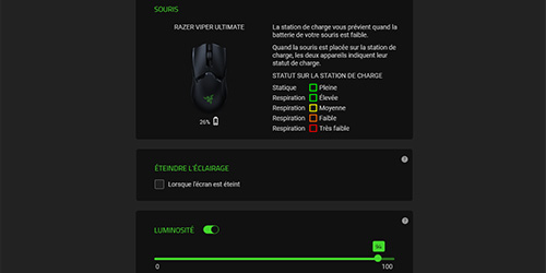 Synapse - Station de charge