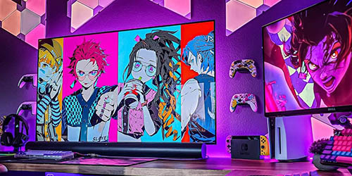 Setup télé