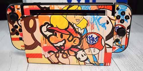 Nintendo Switch sur le Dock