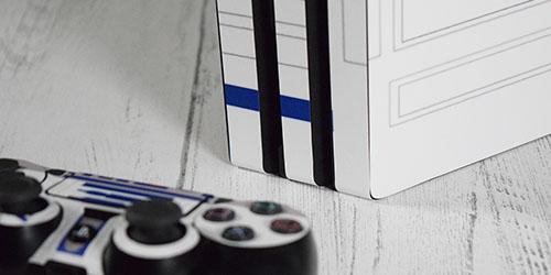 PS4 et manette