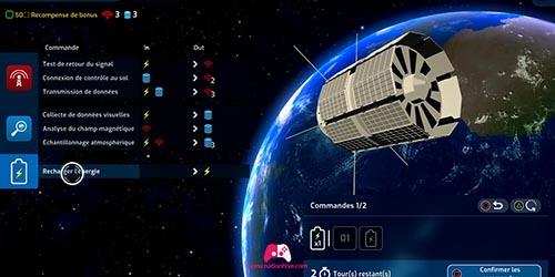 Gestion des satellites