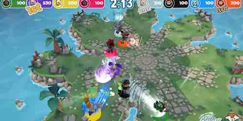 Screenshot Aeolis Tournament 1