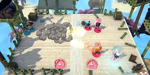 Screenshot Aeolis Tournament 2