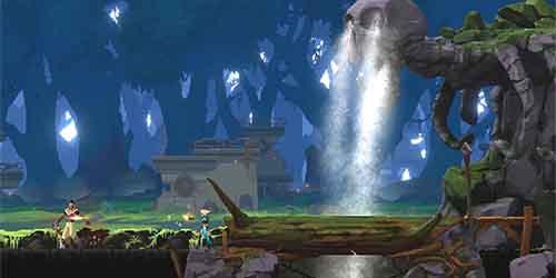 Screenshot Foregone 1