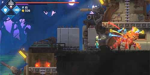 Screenshot Foregone 2