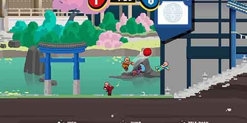 Screenshot KungFu Kickball 2