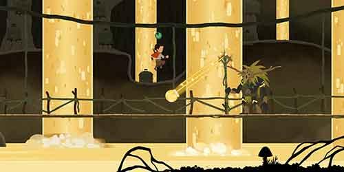 Screenshot Legend of Ethernal 1