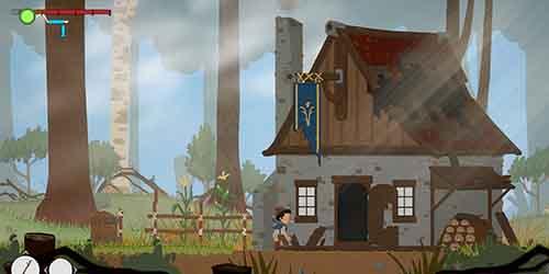 Screenshot Legend of Ethernal 2