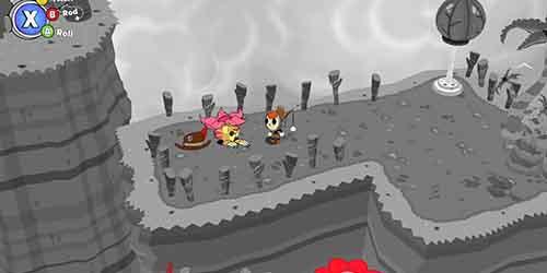 Screenshot Rainbow Billy 2
