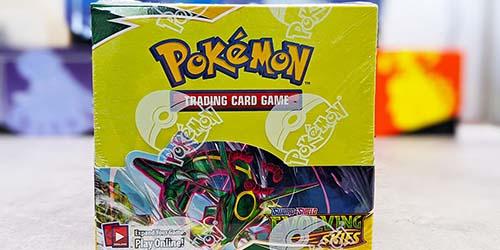 Display Pokémon Évolution Céleste