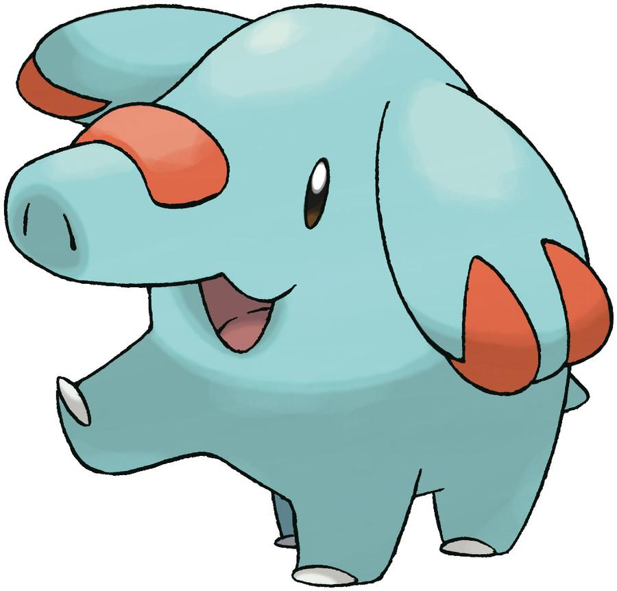 Événement de Heures du Pokémon vedette - Phanpy