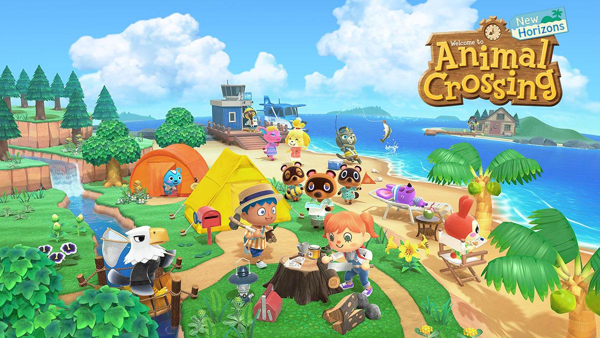 Liste de code Animal Crossing: New Horizons sur Nintendo Switch
