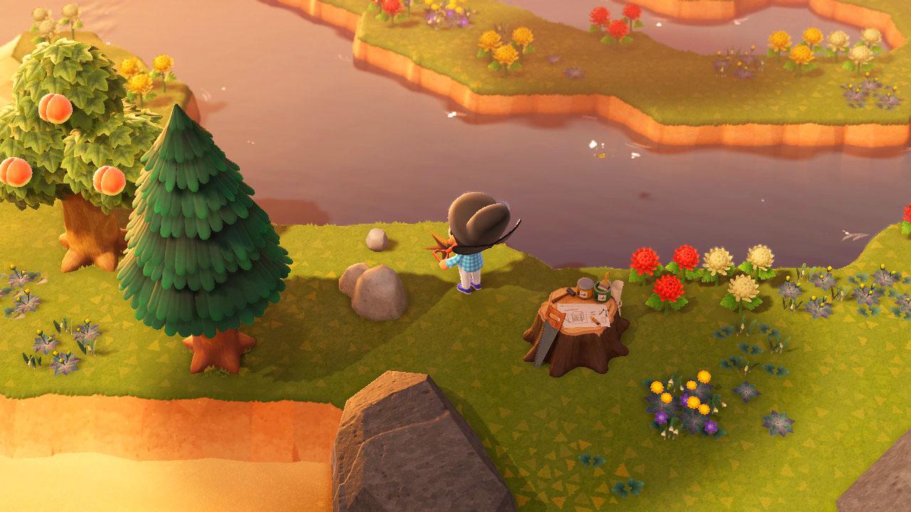Guide pour obtenir des pépites de fer, or et argiles dans Animal Crossing: New Horizons
