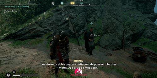 Rejoindre Birna