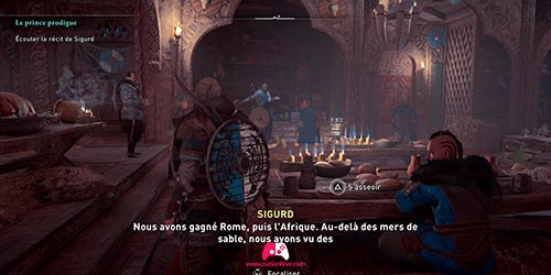 Recit de Sigurd