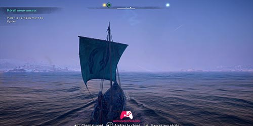 Chants bateau