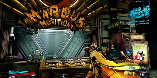 Marcus Munitions