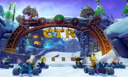 Guide des trophées de Crash Team Racing Nitro-Fueled