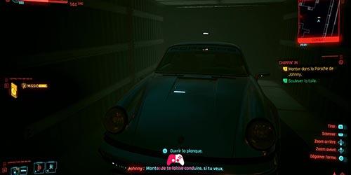 Auto de Johnny
