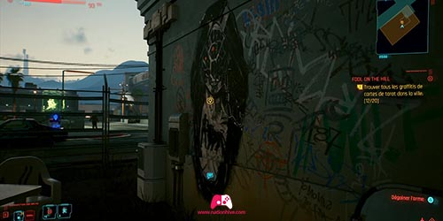 Graffiti La force