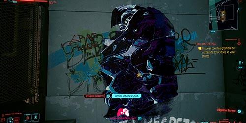 Graffiti Le Chariot