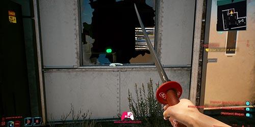 Briser la fenêtre