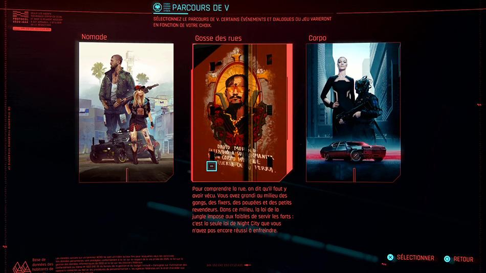 Soluce de la mission Le gosse des rues de Cyberpunk 2077