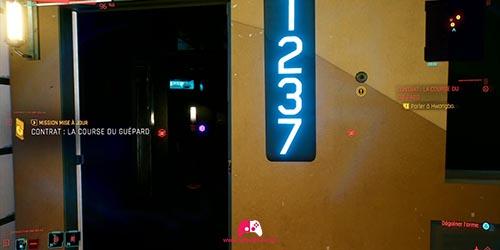 Chambre 1237