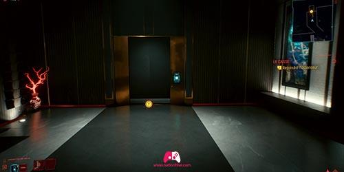 Prendre l'ascenseur