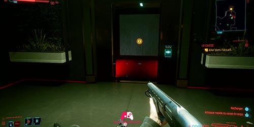 Utiliser l'ascenseur