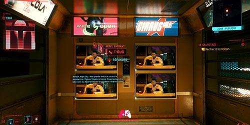 Ascenseur V