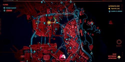 Carte de webstbrook 1