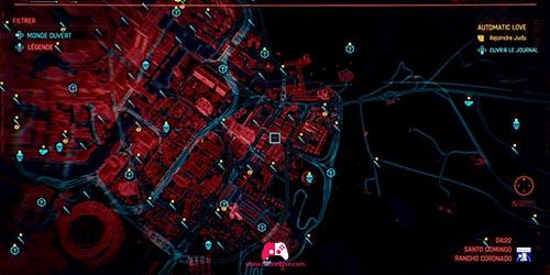 Carte de webstbrook 2