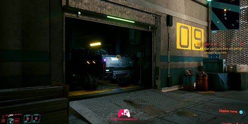 Garage de Claire