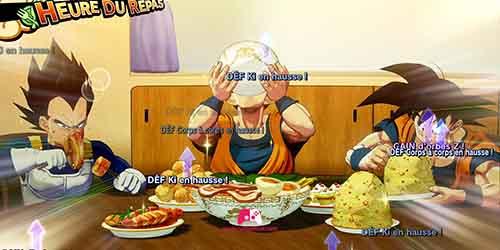 Manger un repas