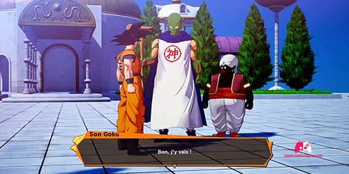 Son Goku, Tout Puissant et Popo