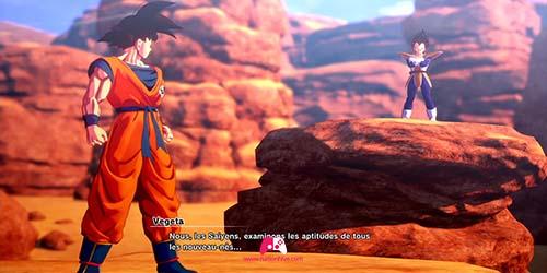 Rendez-vous de Son Goku