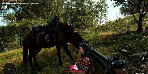 Prendre le cheval