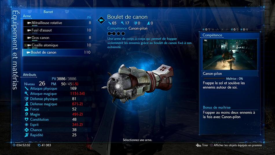 Boulet de canon