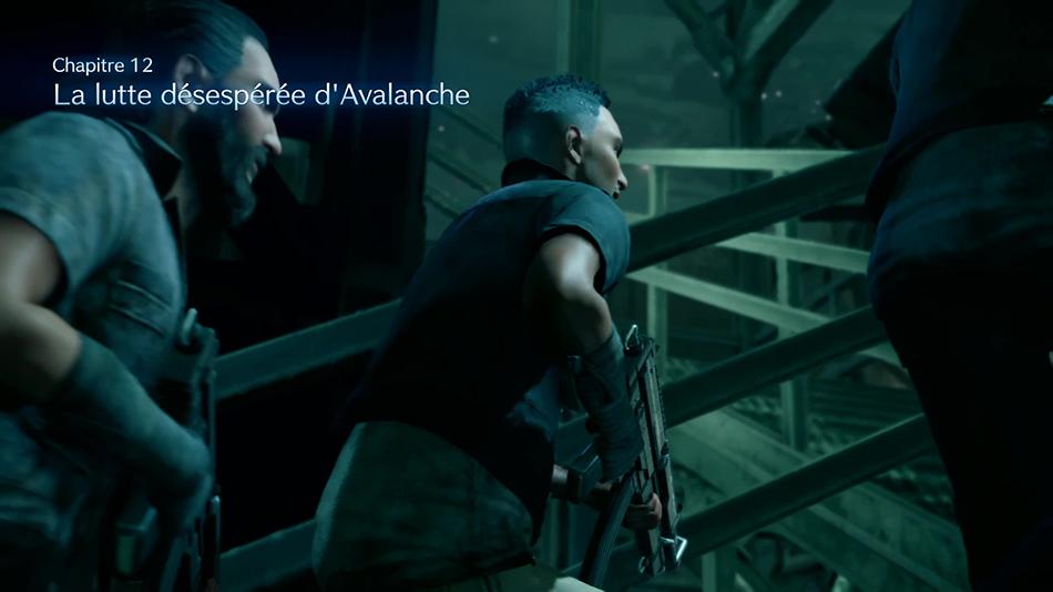 Chapitre 12 - La lutte désespérée d'Avalanche