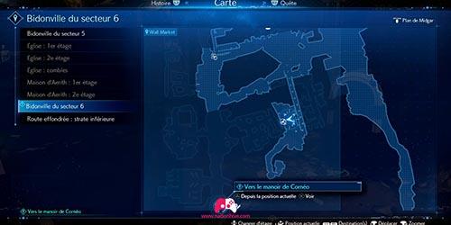 Carte du Jukebox