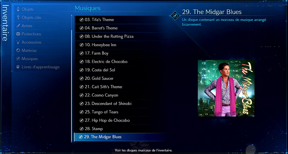 Disque musical - 29 The Midgard Blues