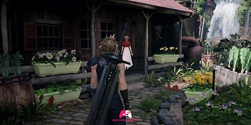 Maison d'Aerith